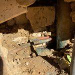 water leak detection in walls