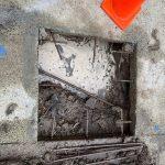 water leak detection under driveway slab